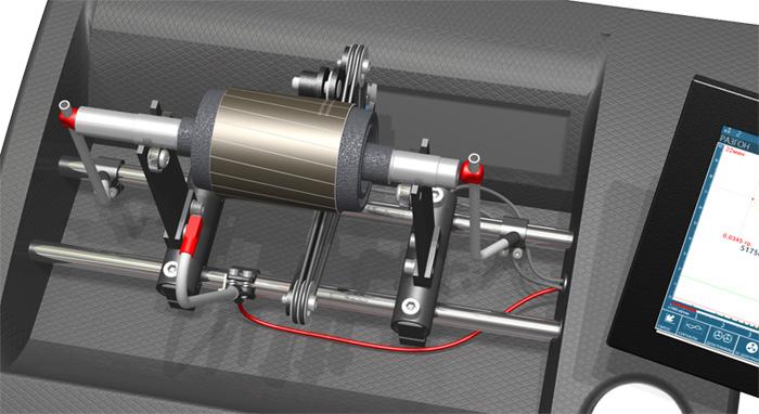 Станок для балансировки роторов Neotron Universal
